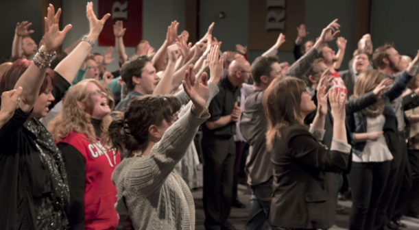 Why Do We Lift Our Hands in Worship?